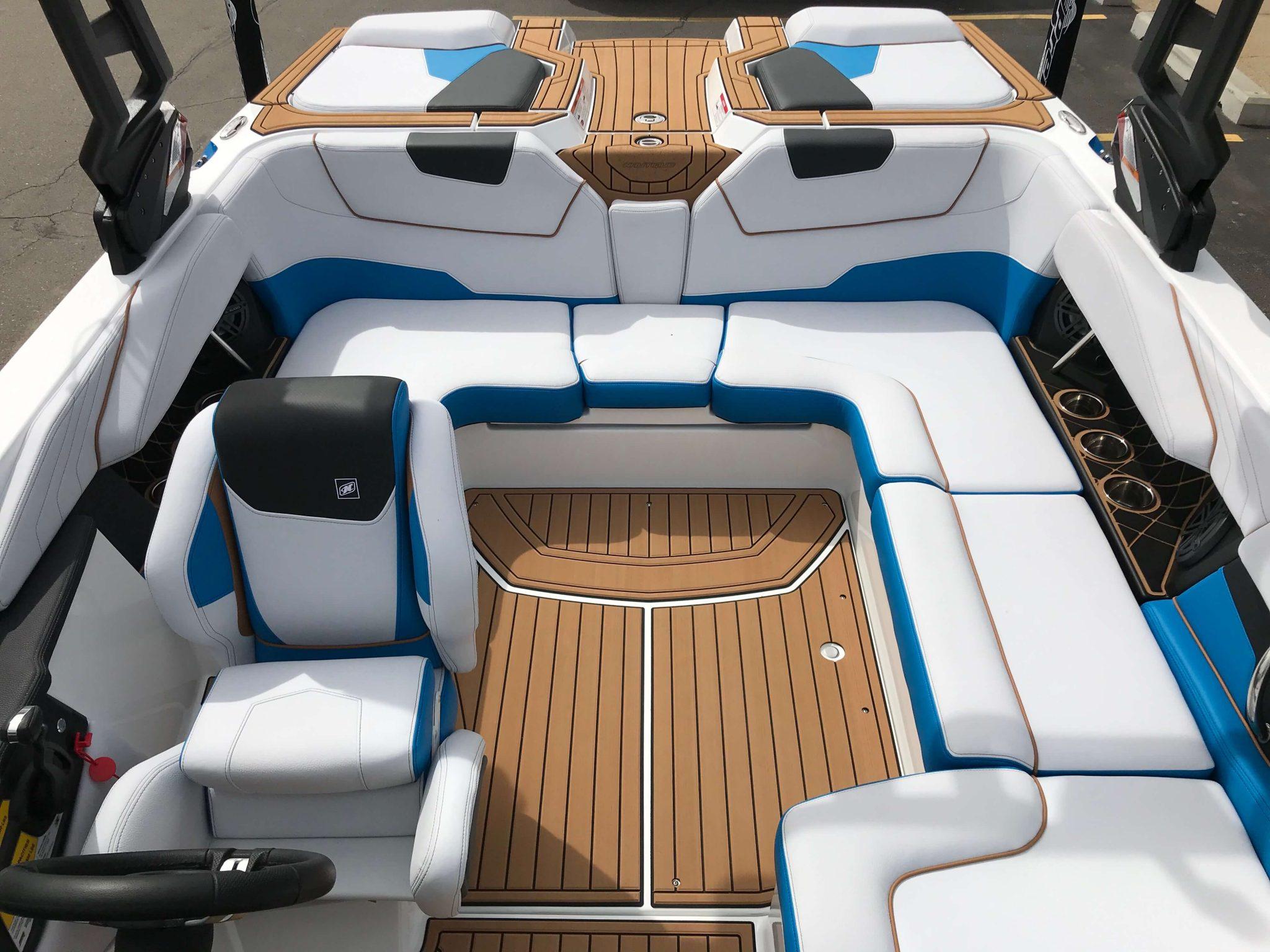 2019 Nautique GS20 Interior Layout 6