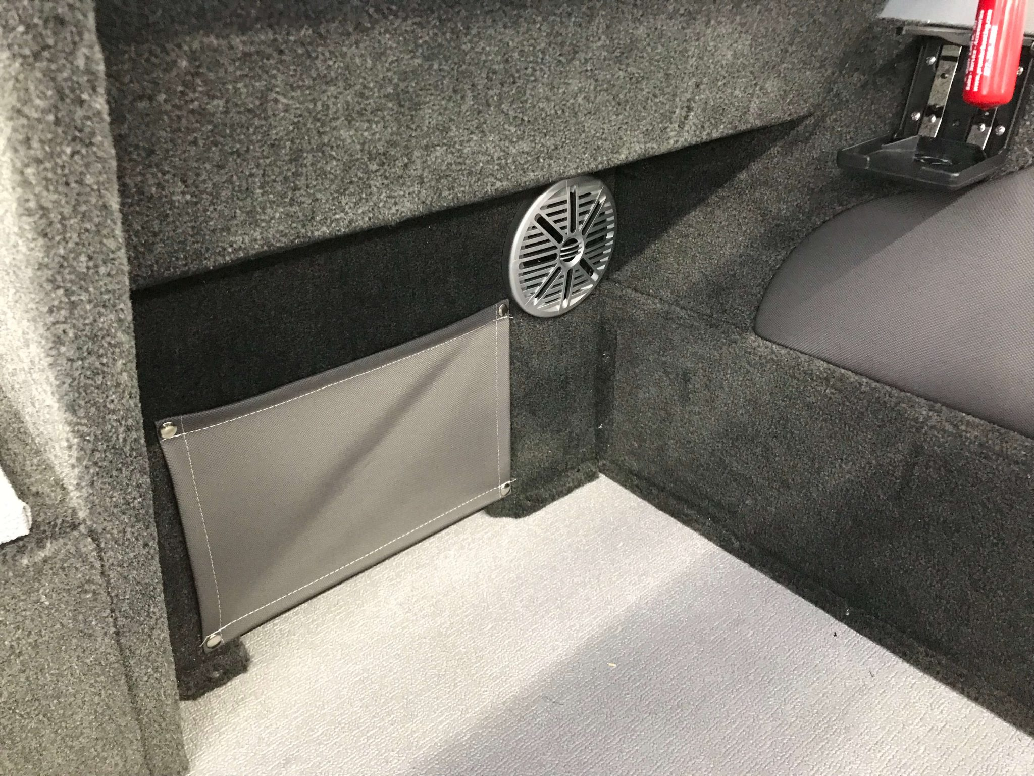 2019 Smoker Craft 182 Pro Angler XL Cockpit Speakers 1