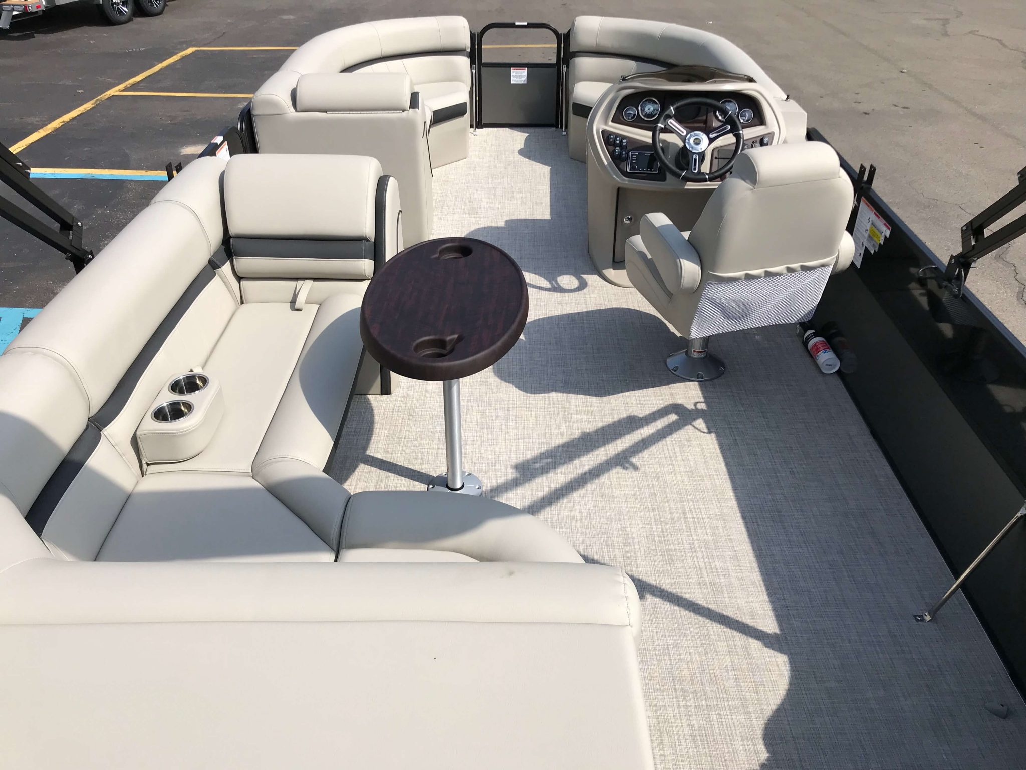 2019 Berkshire 22CL CTS Black Charcoal Layout 1