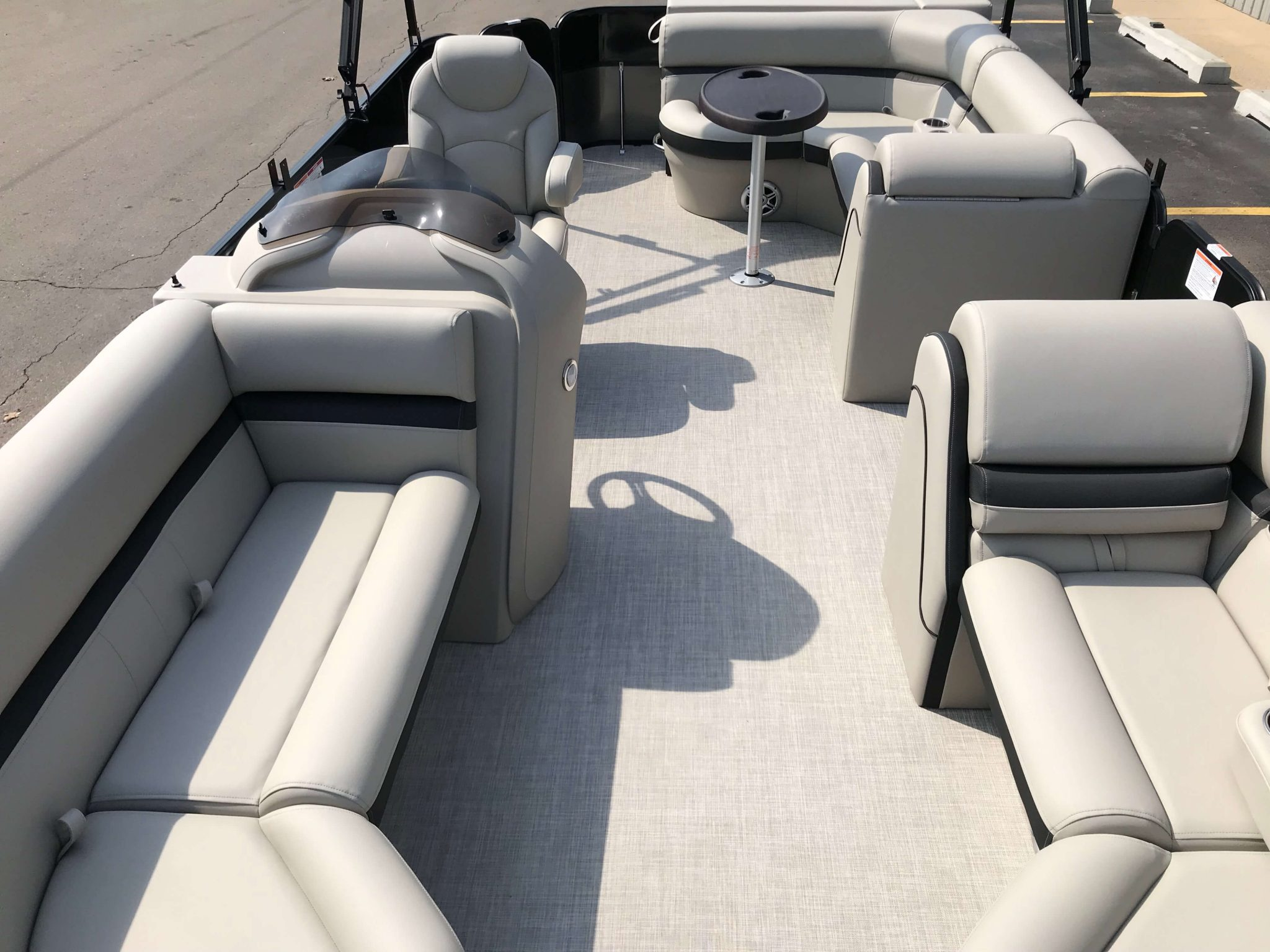 2019 Berkshire 22CL CTS Black Charcoal Layout 4