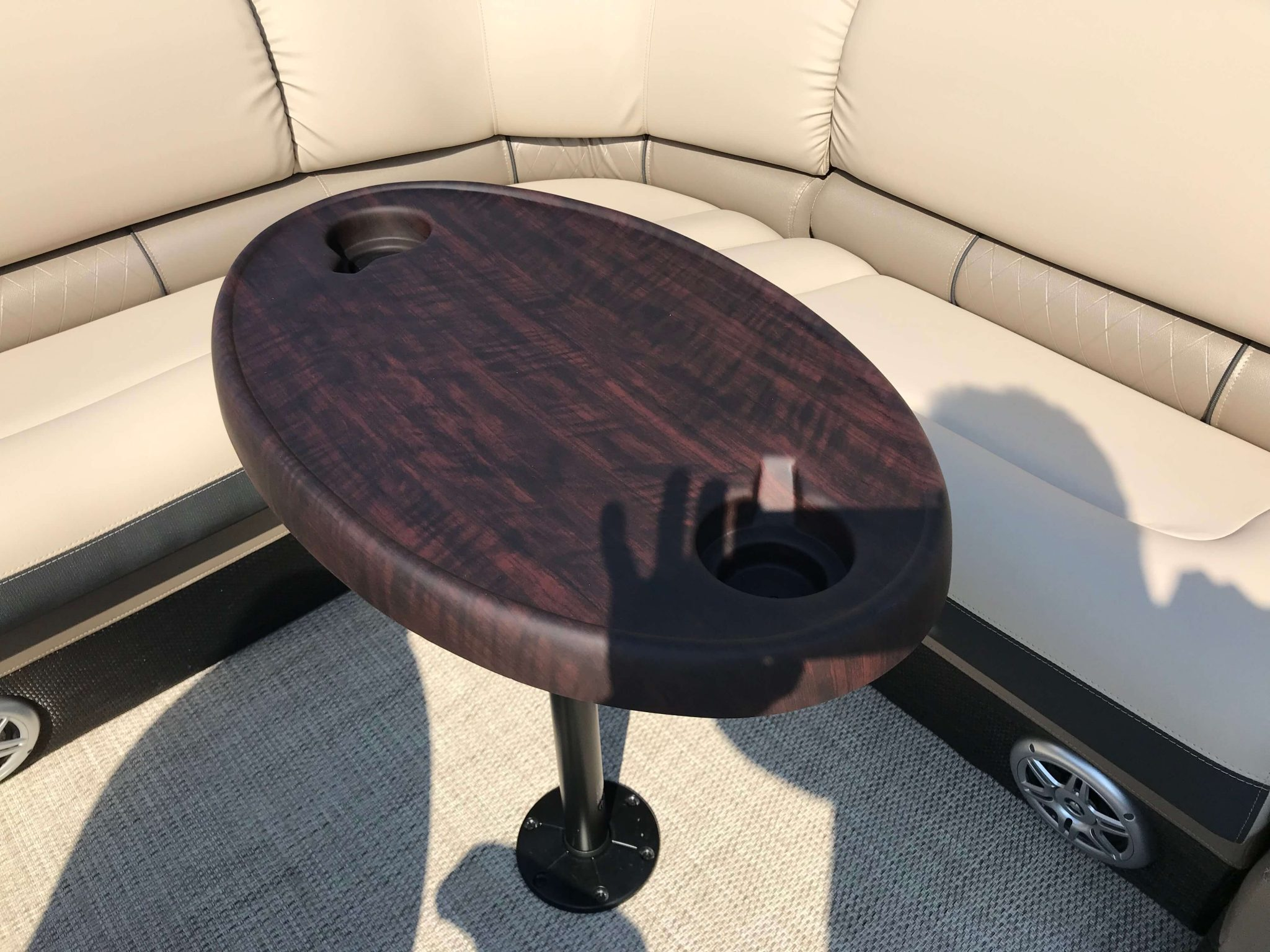 2019 Berkshire 23CL STS Removable Table