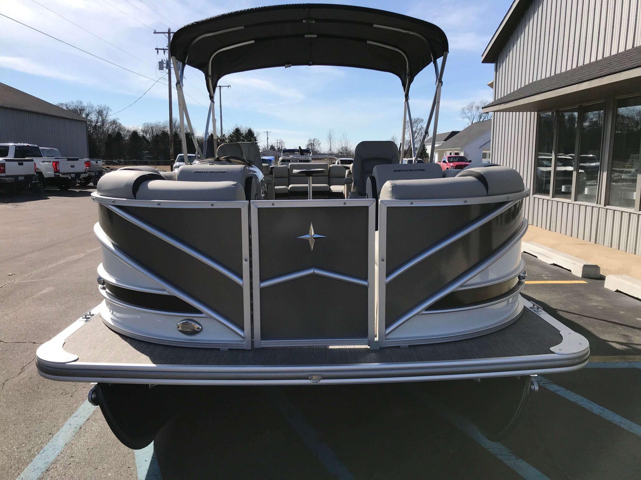 2019 Berkshire 23RFX STS Bimini Top 2