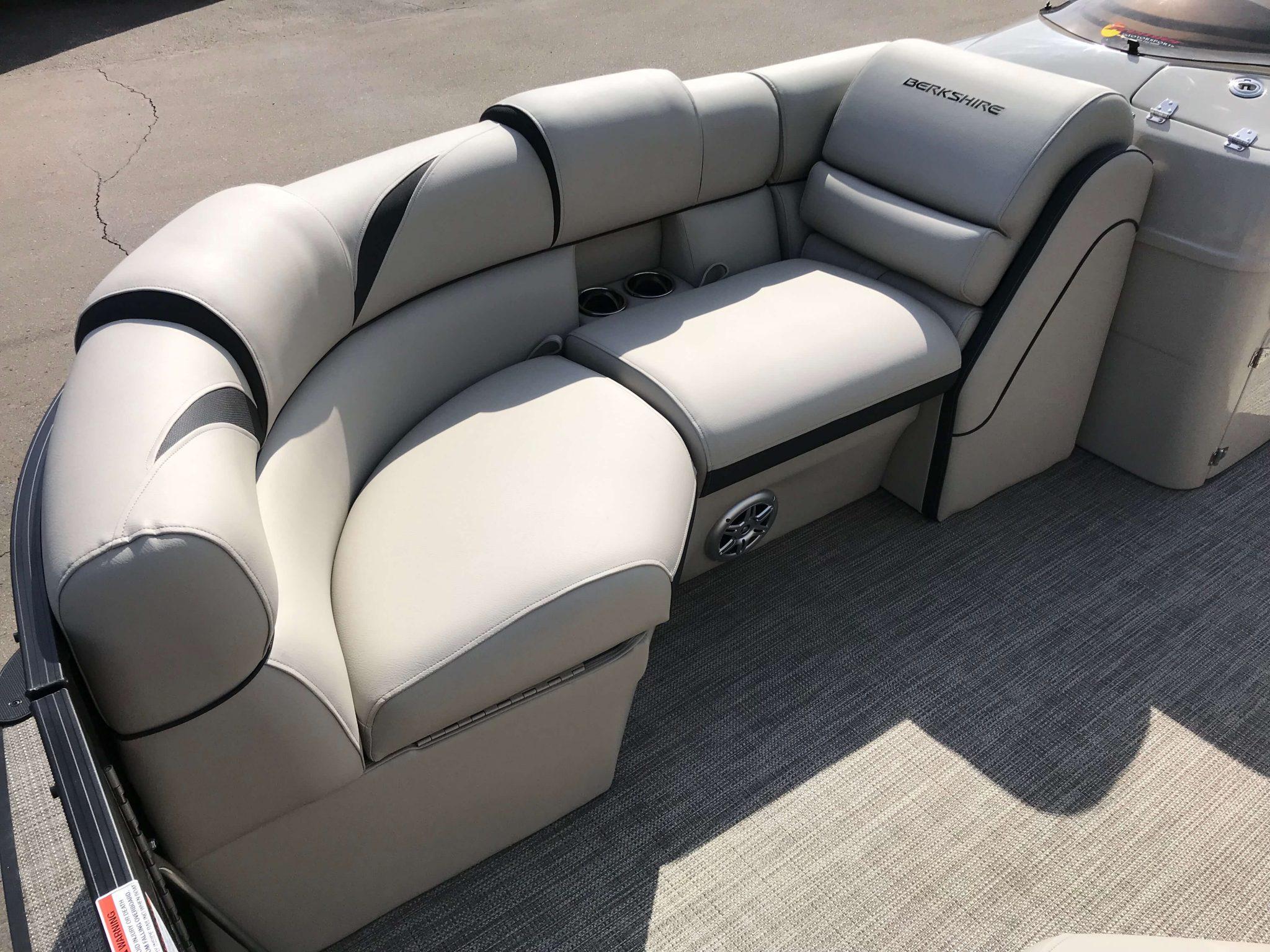 2019 Berkshire 23RFX STS Seating 4