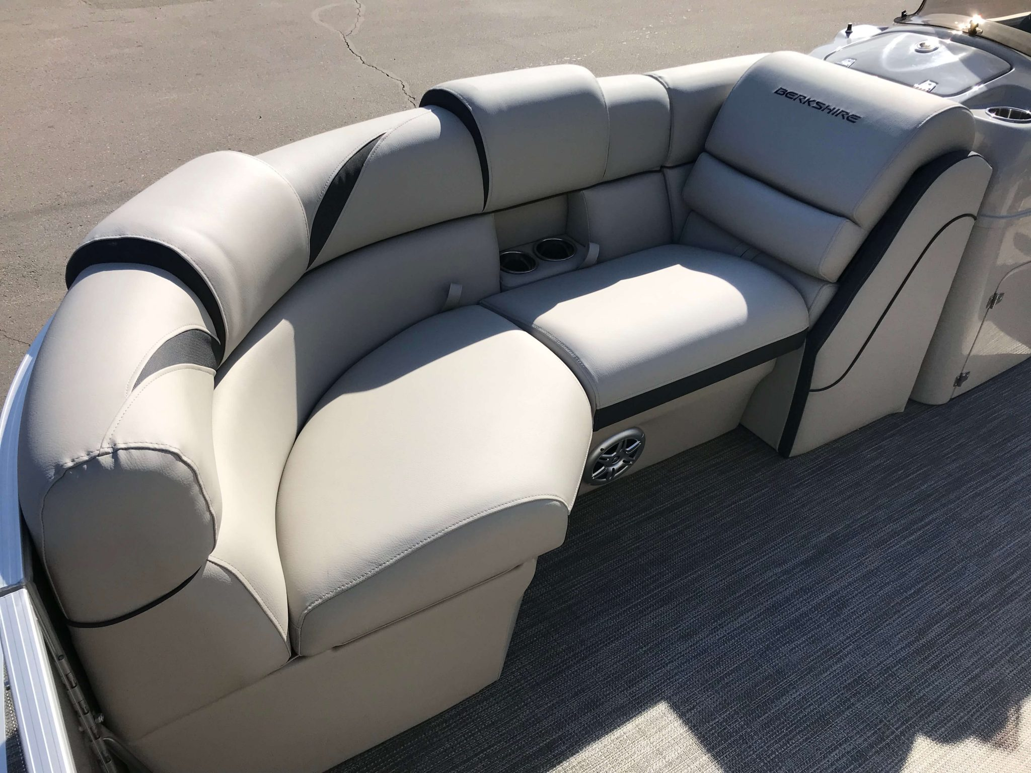 2019 Berkshire 23RFX STS Seating 4