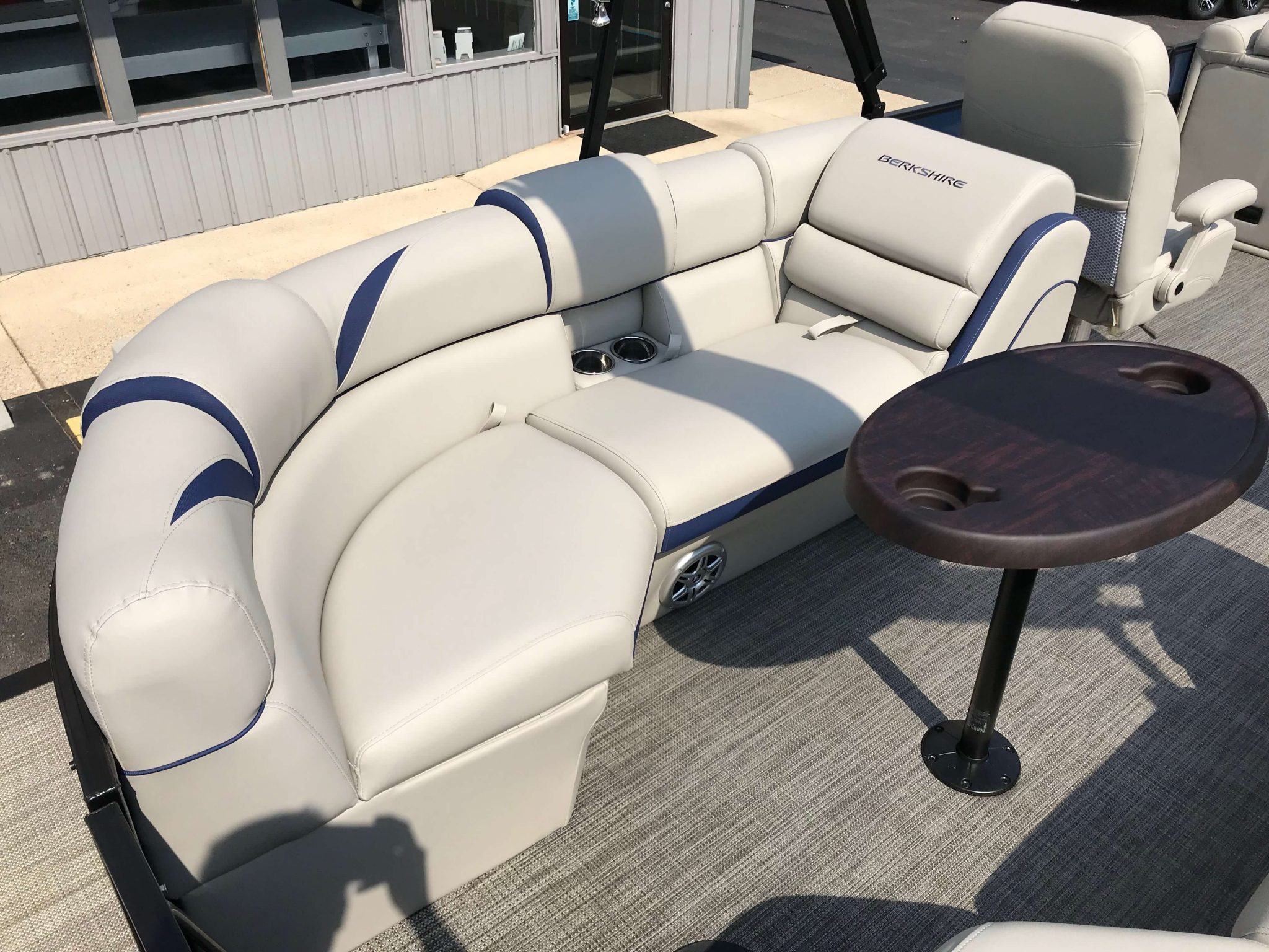 2019 Berkshire 23RFX STS Tritoon Seating 1