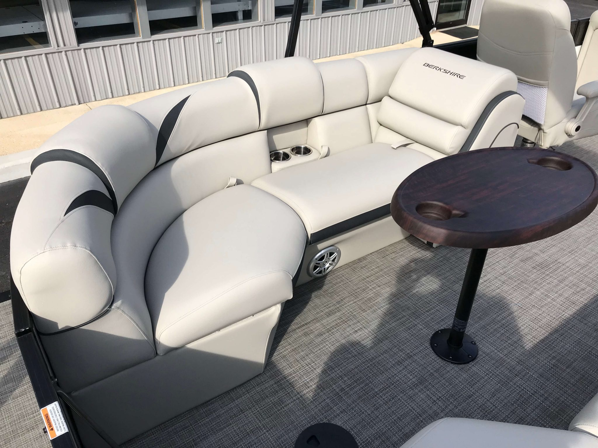 2019 Berkshire 23RFX Seating 1