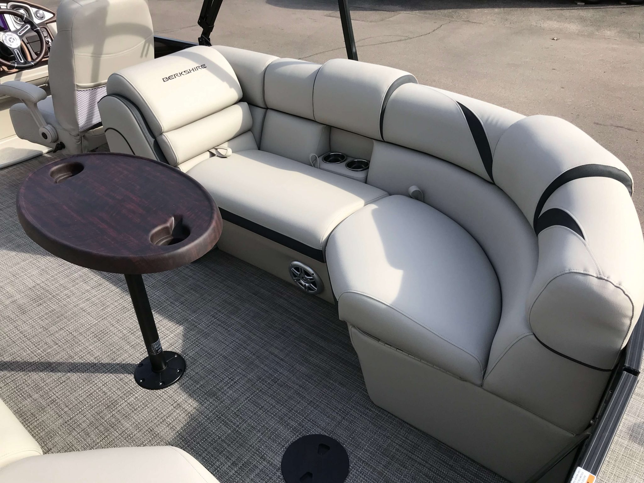 2019 Berkshire 23RFX Seating 2