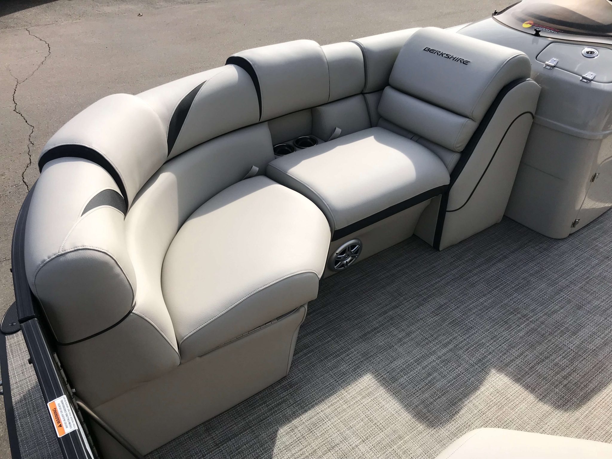 2019 Berkshire 23RFX Seating 4