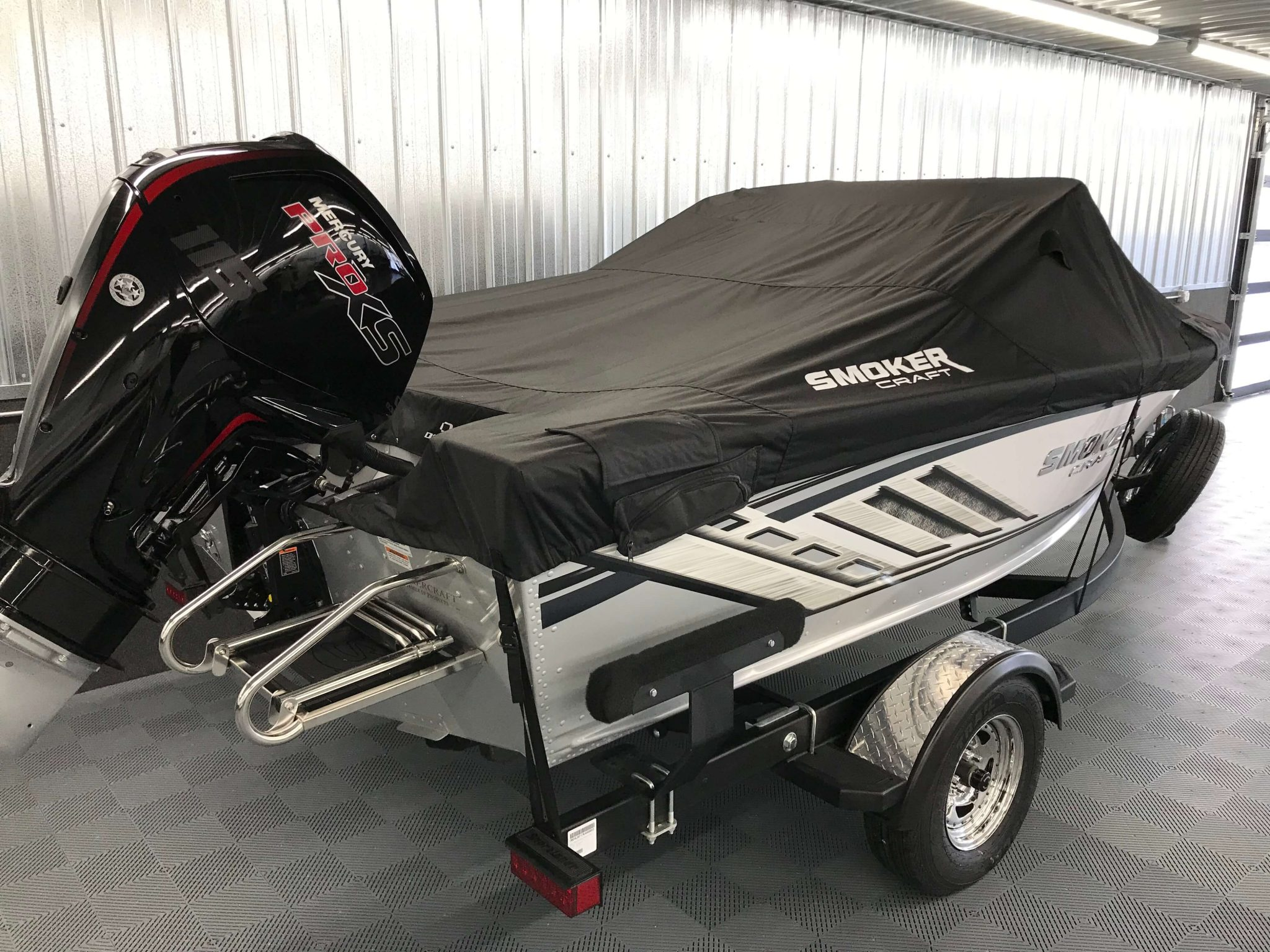 2019 Smoker Craft 172 Pro Angler XL Cover 2