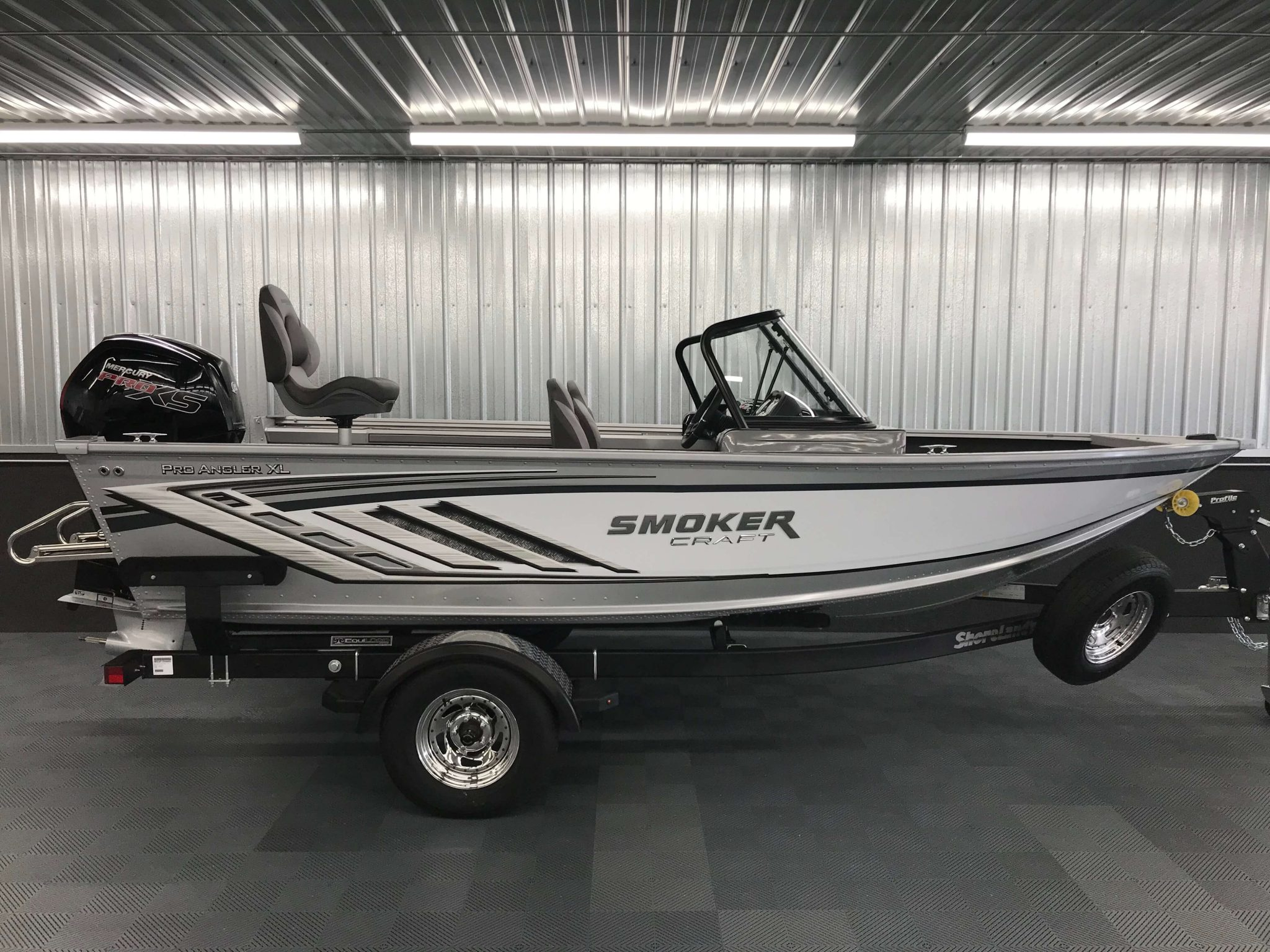 2019 Smoker Craft 172 Pro Angler XL White 5