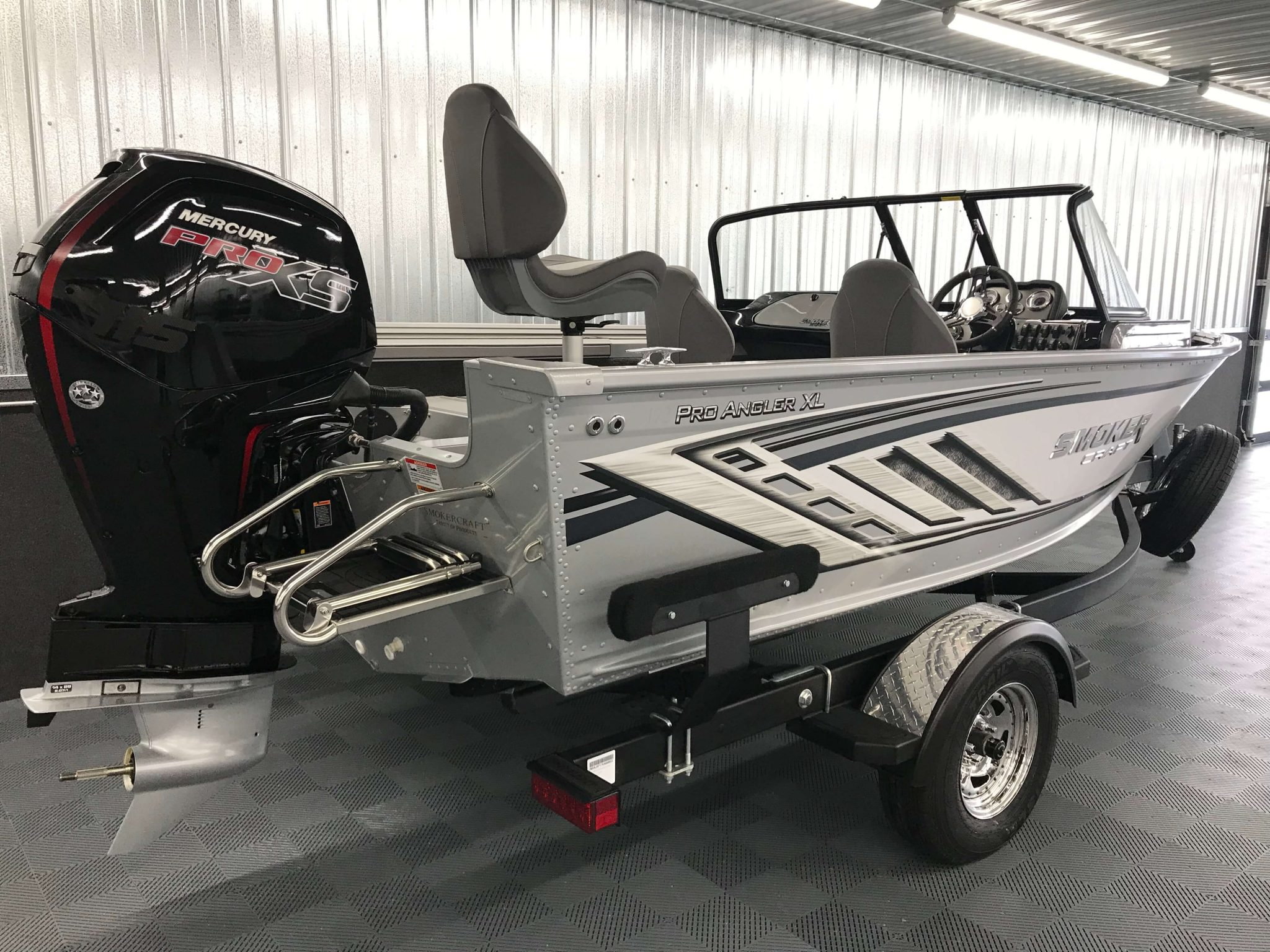 2019 Smoker Craft 172 Pro Angler XL White 6