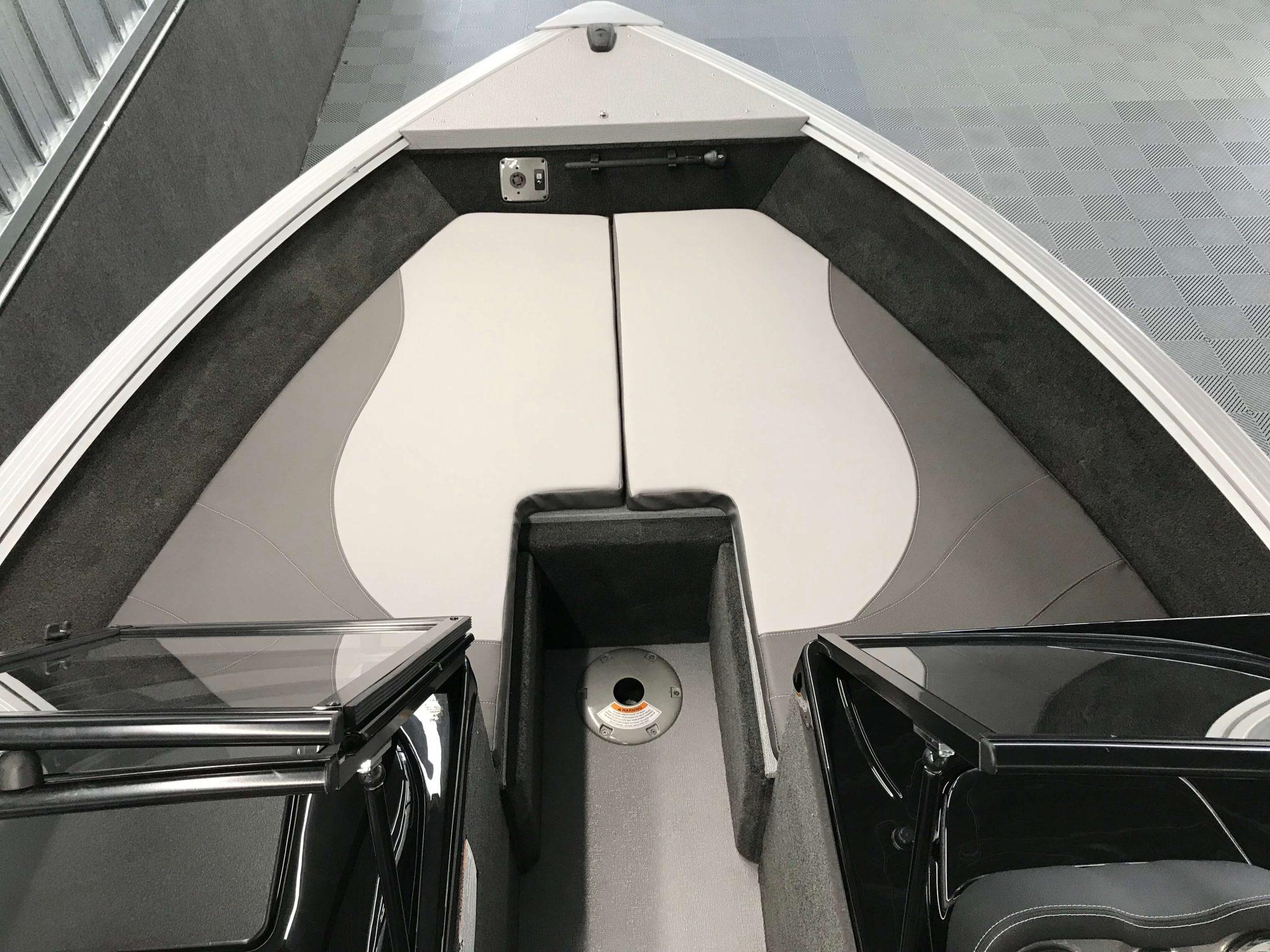 2019 Smoker Craft 182 Ultima Bow Seat Pads 1