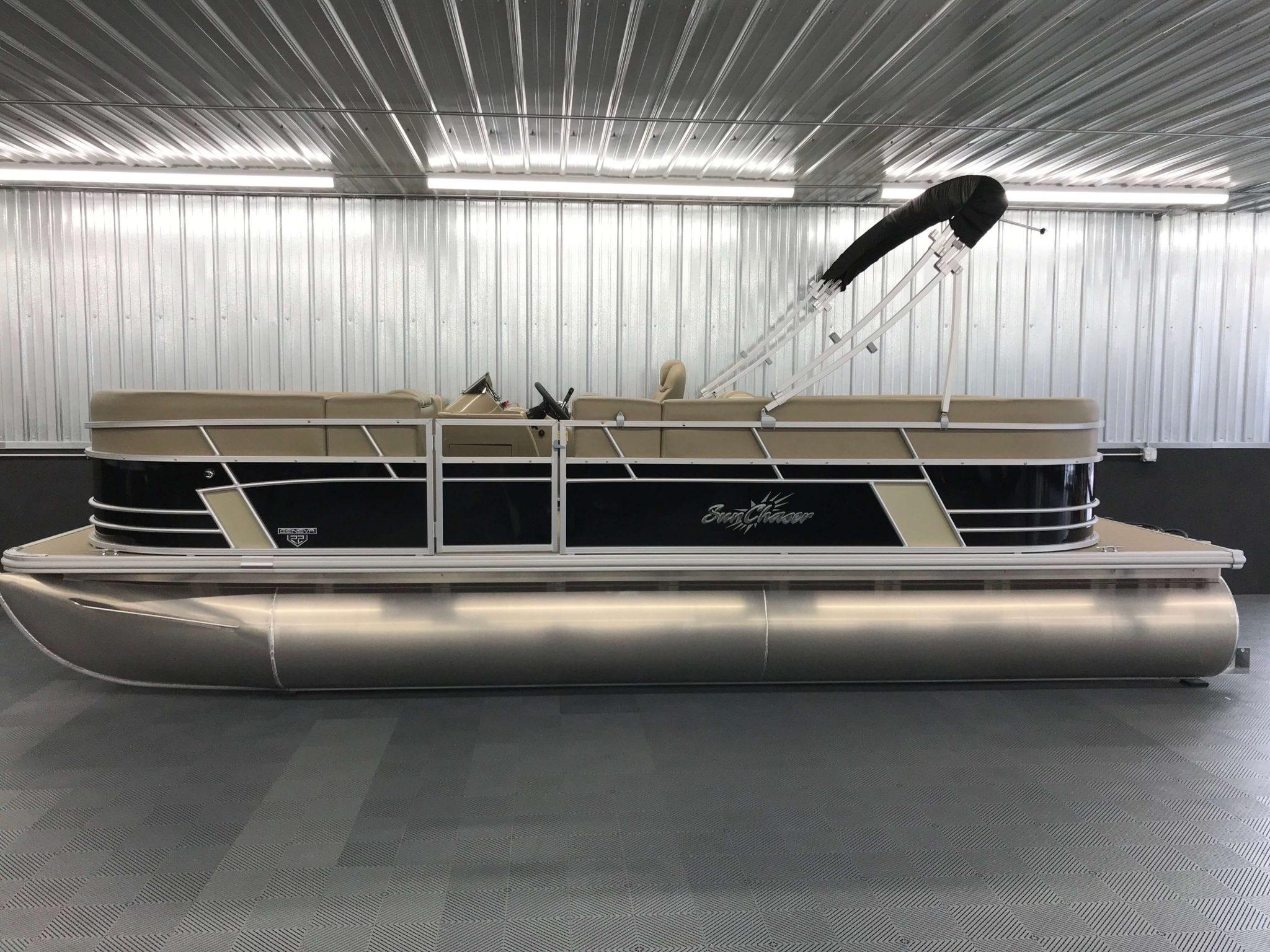 2019 SunChaser Geneva 22 LR Black 7