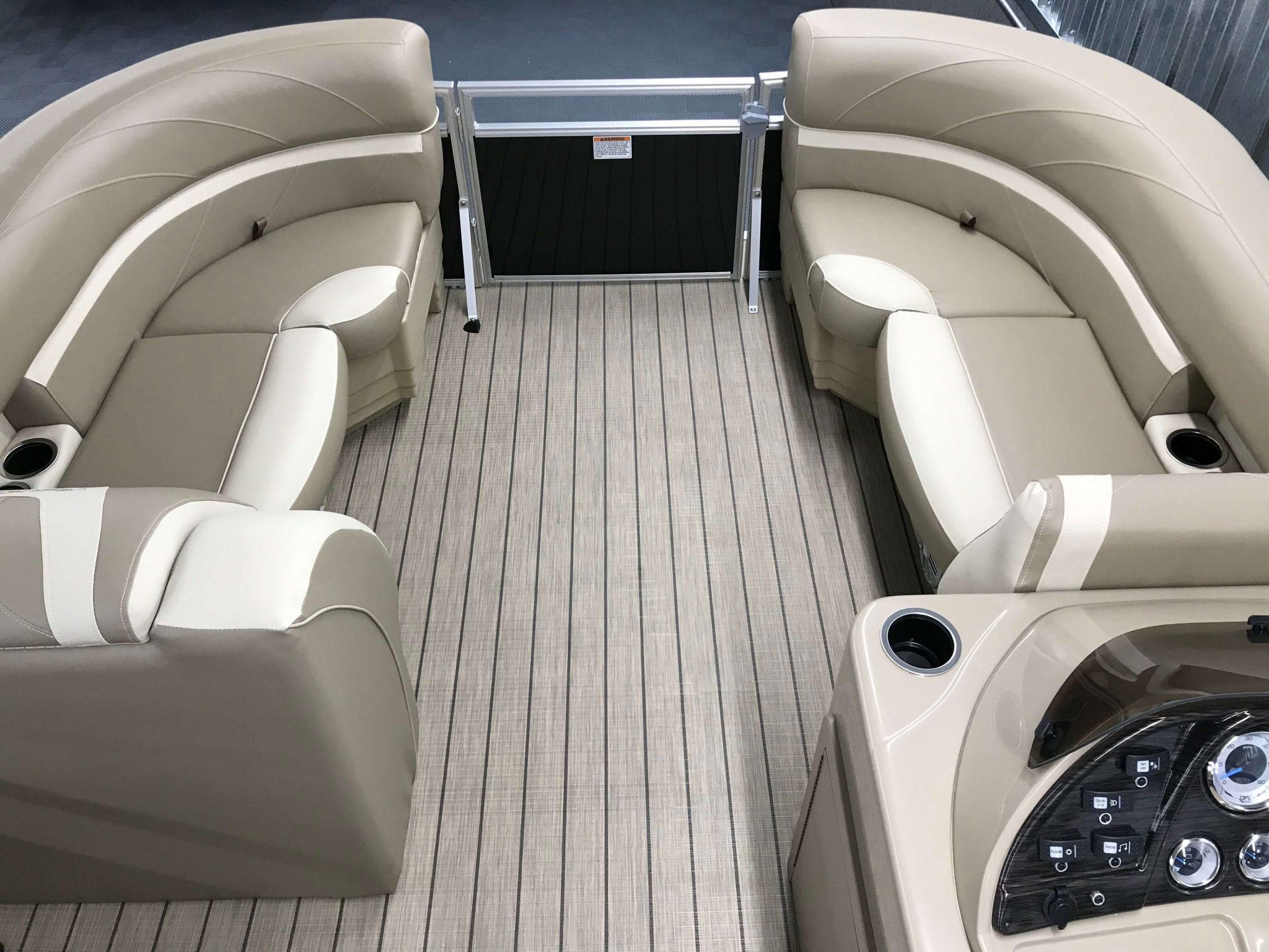 2019 SunChaser Geneva 22 LR Layout 2