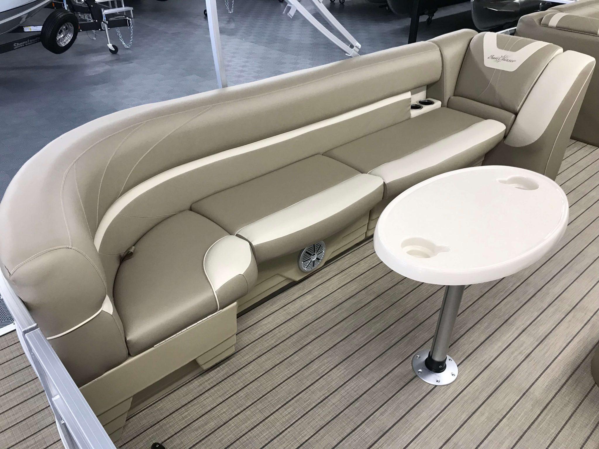 2019 SunChaser Geneva 22 LR Seating 1