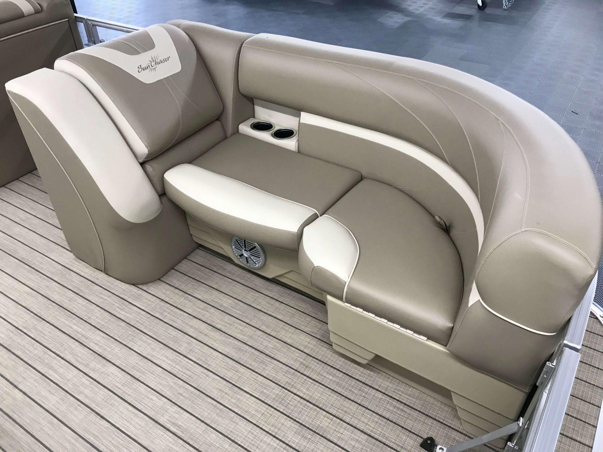 2019 SunChaser Geneva 22 LR Seating 3