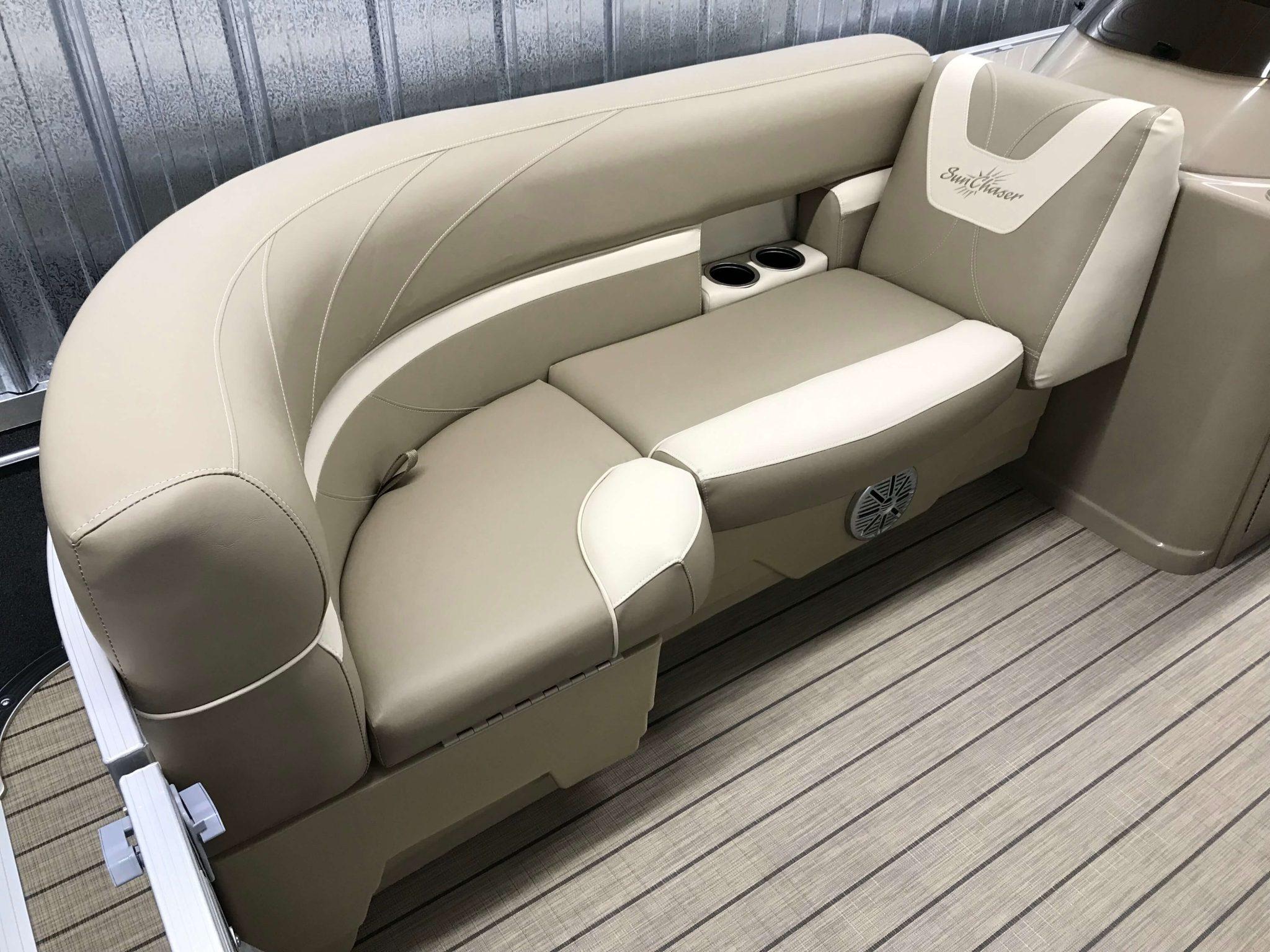 2019 SunChaser Geneva 22 LR Seating 4