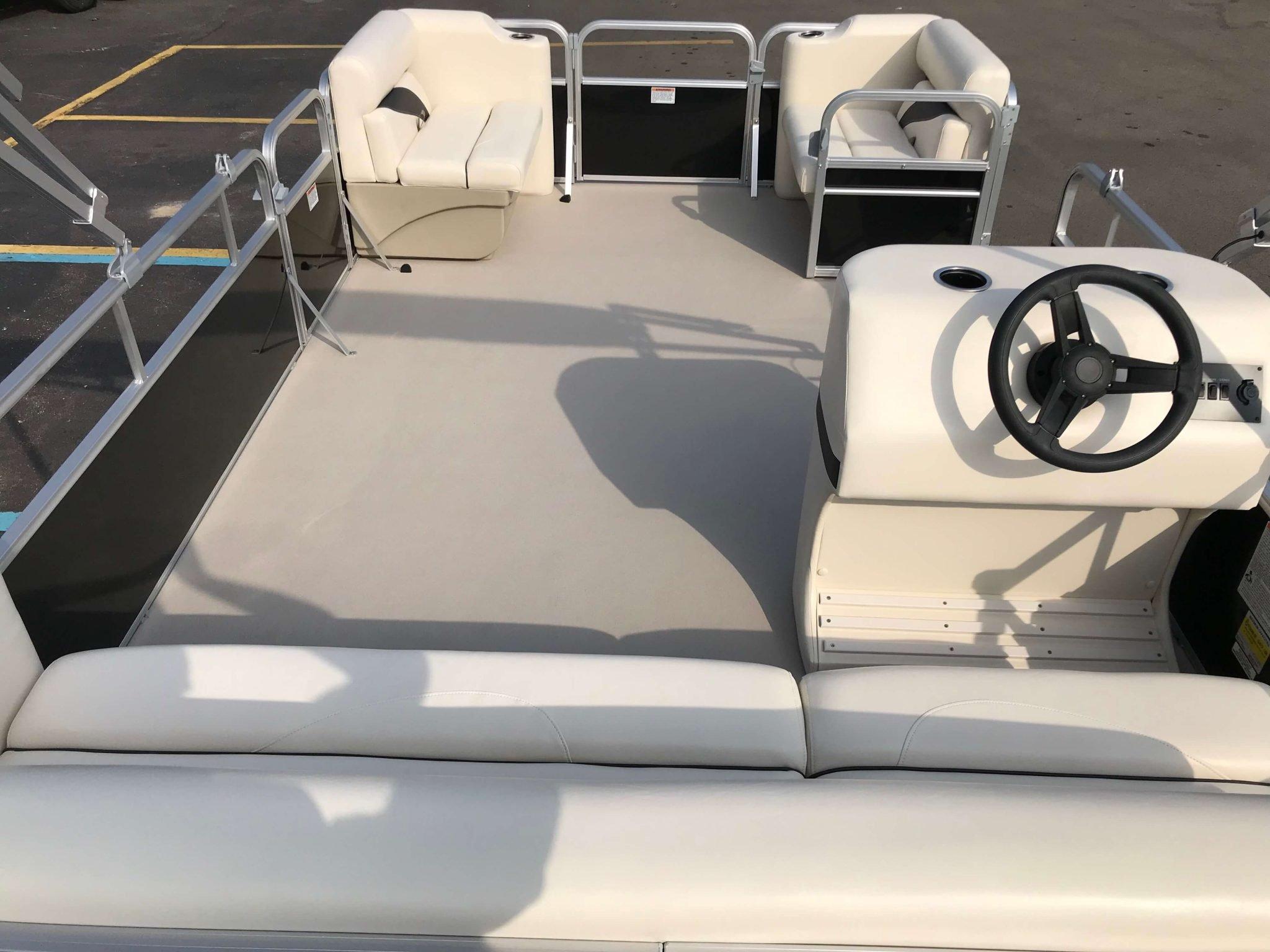 2019 SunChaser Oasis 816 Cruise Layout 2