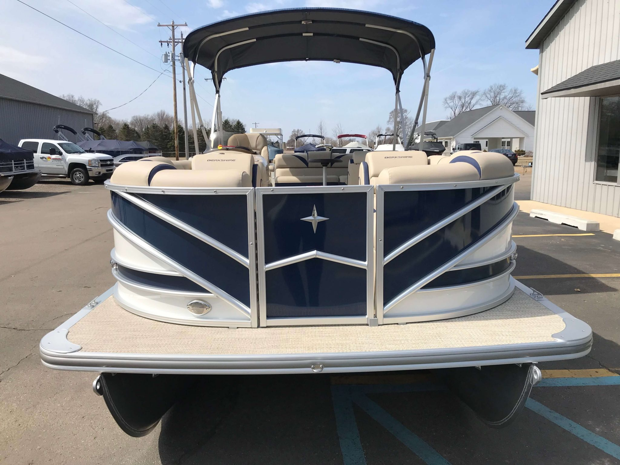 2019 Berkshire 23CL STS Navy Blue 3