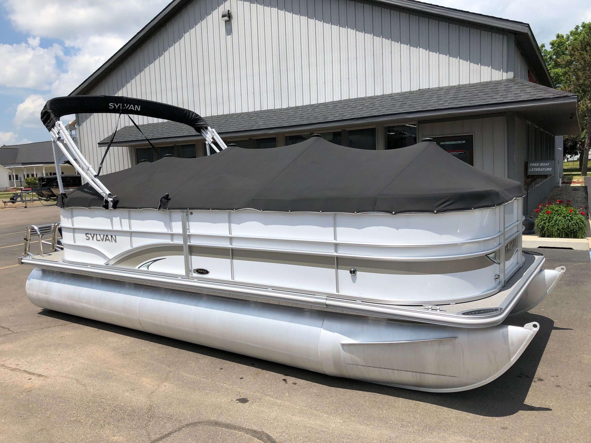2016 Sylvan 8520 LZ LES Pontoon Boat 1