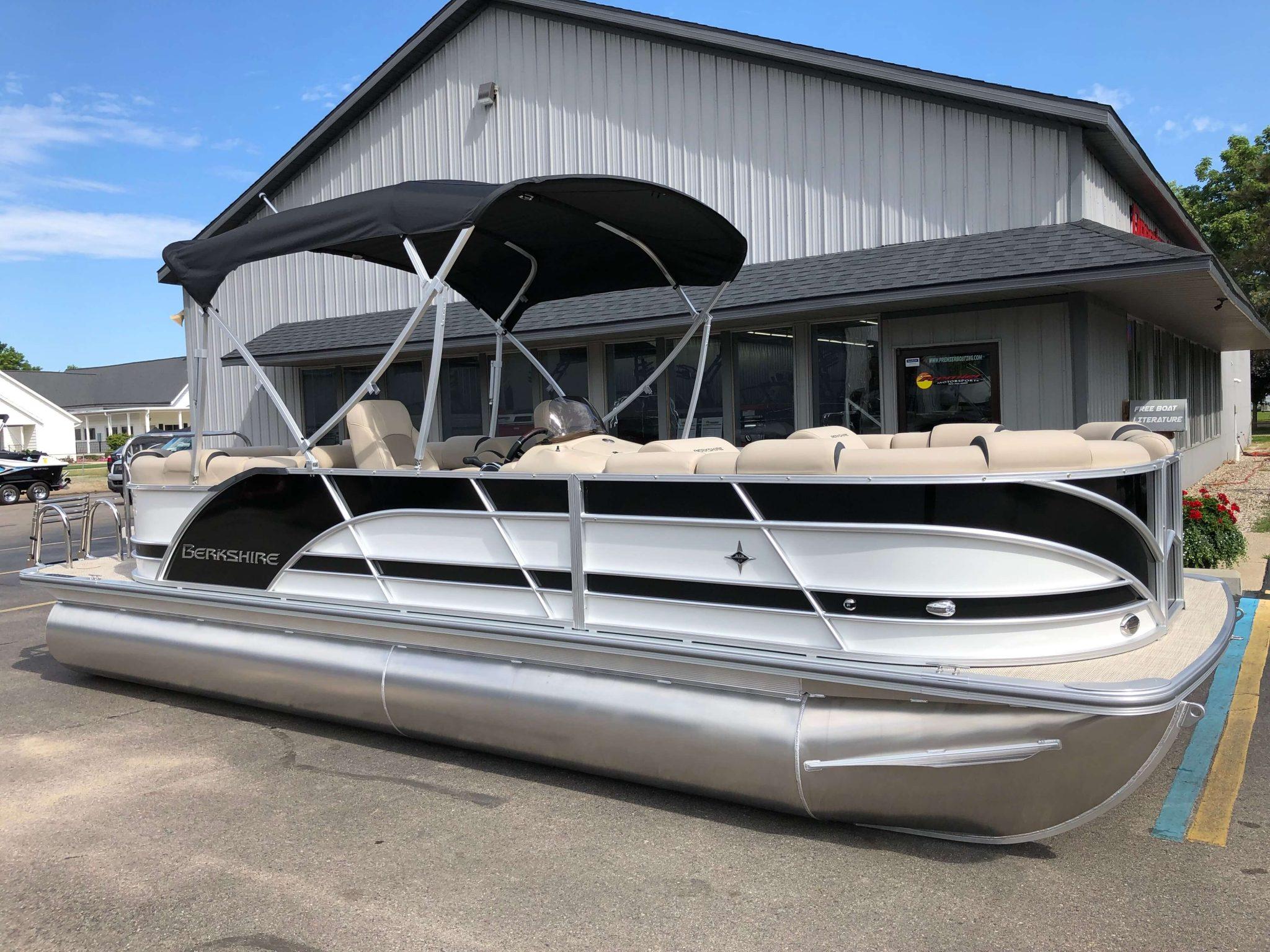 2019 Berkshire 23RFX STS Pontoon Boat 2
