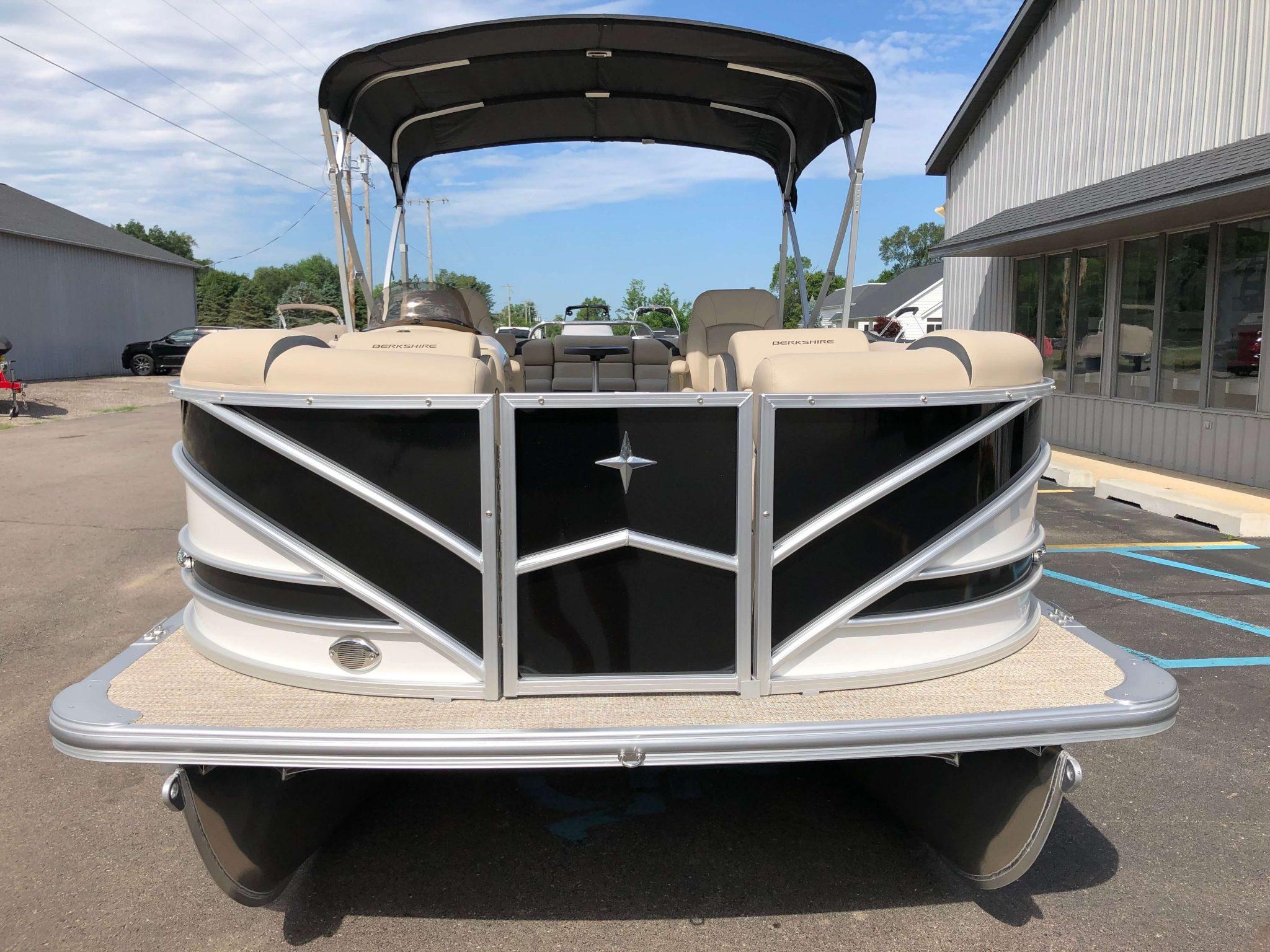 2019 Berkshire 23RFX STS Pontoon Boat 3