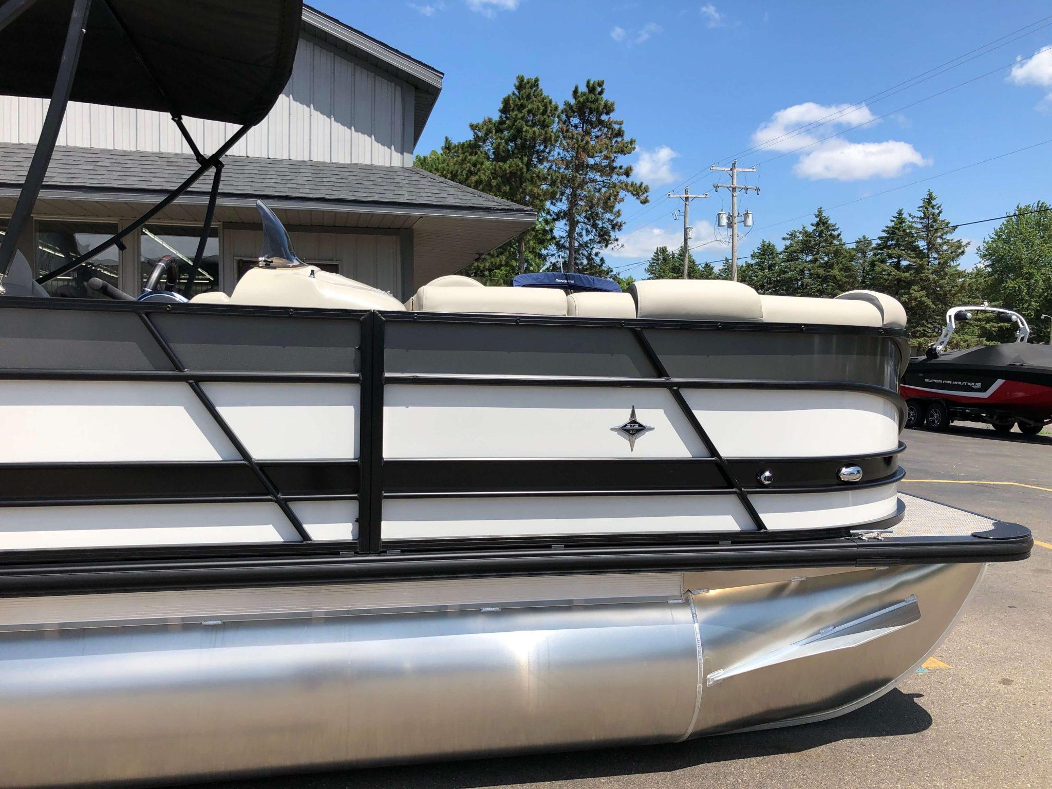 2019 Berkshire 23RFX STS Pontoon Boat 4