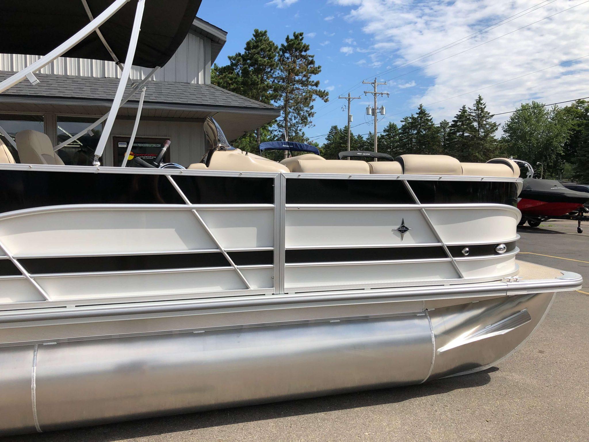 2019 Berkshire 23RFX STS Pontoon Boat 5