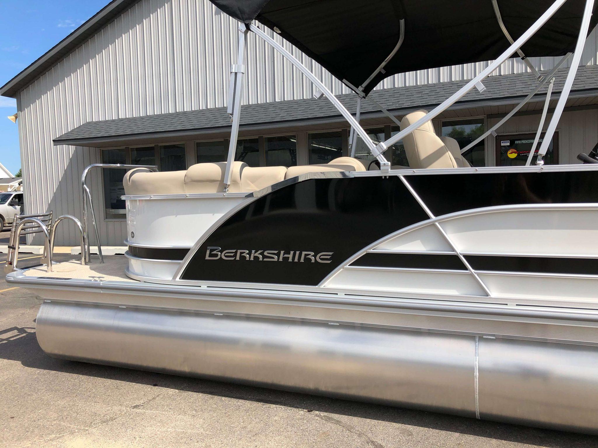 2019 Berkshire 23RFX STS Pontoon Boat 6