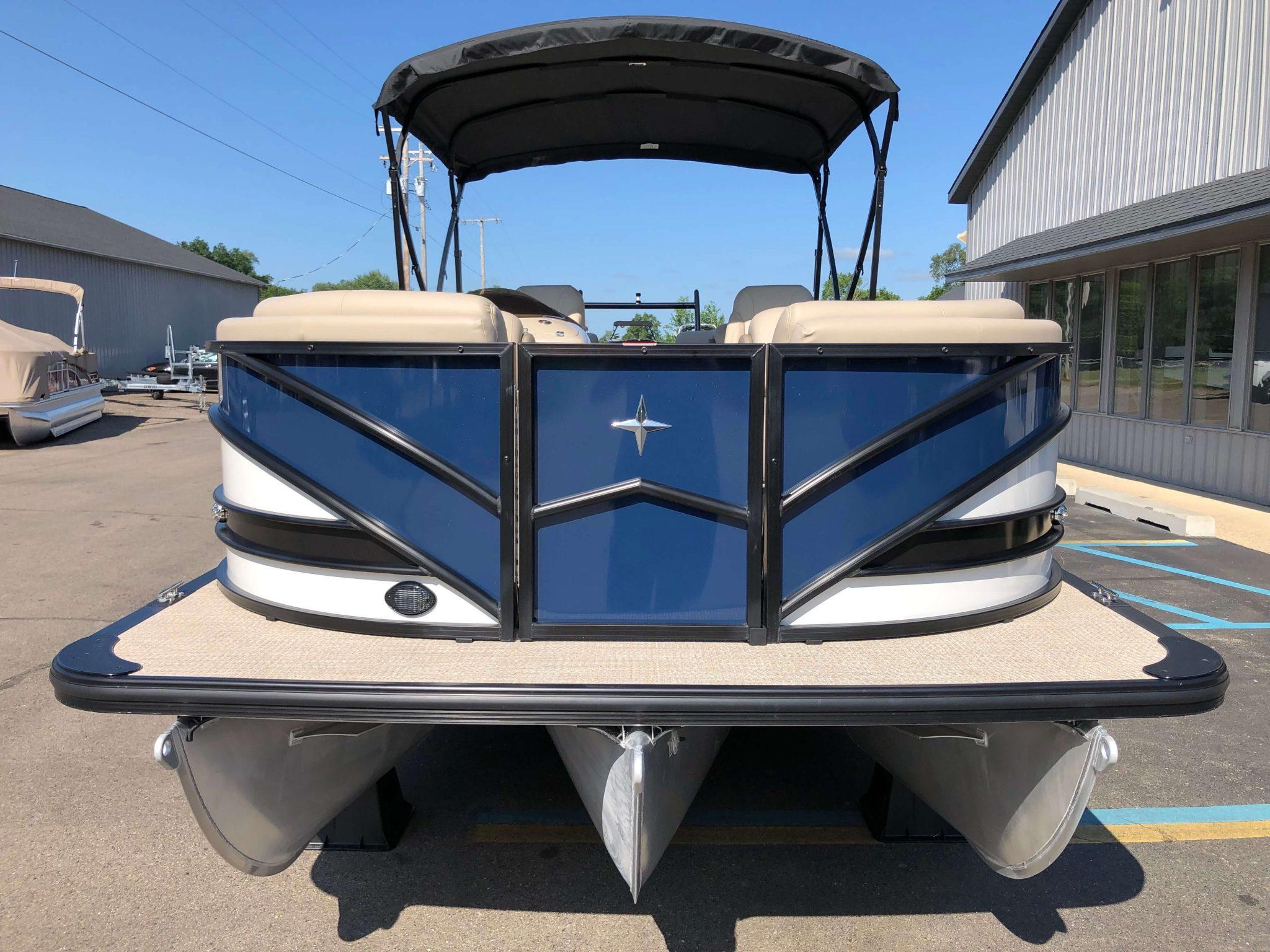 2019 Berkshire 25RFX STS Luxury Tritoon 6