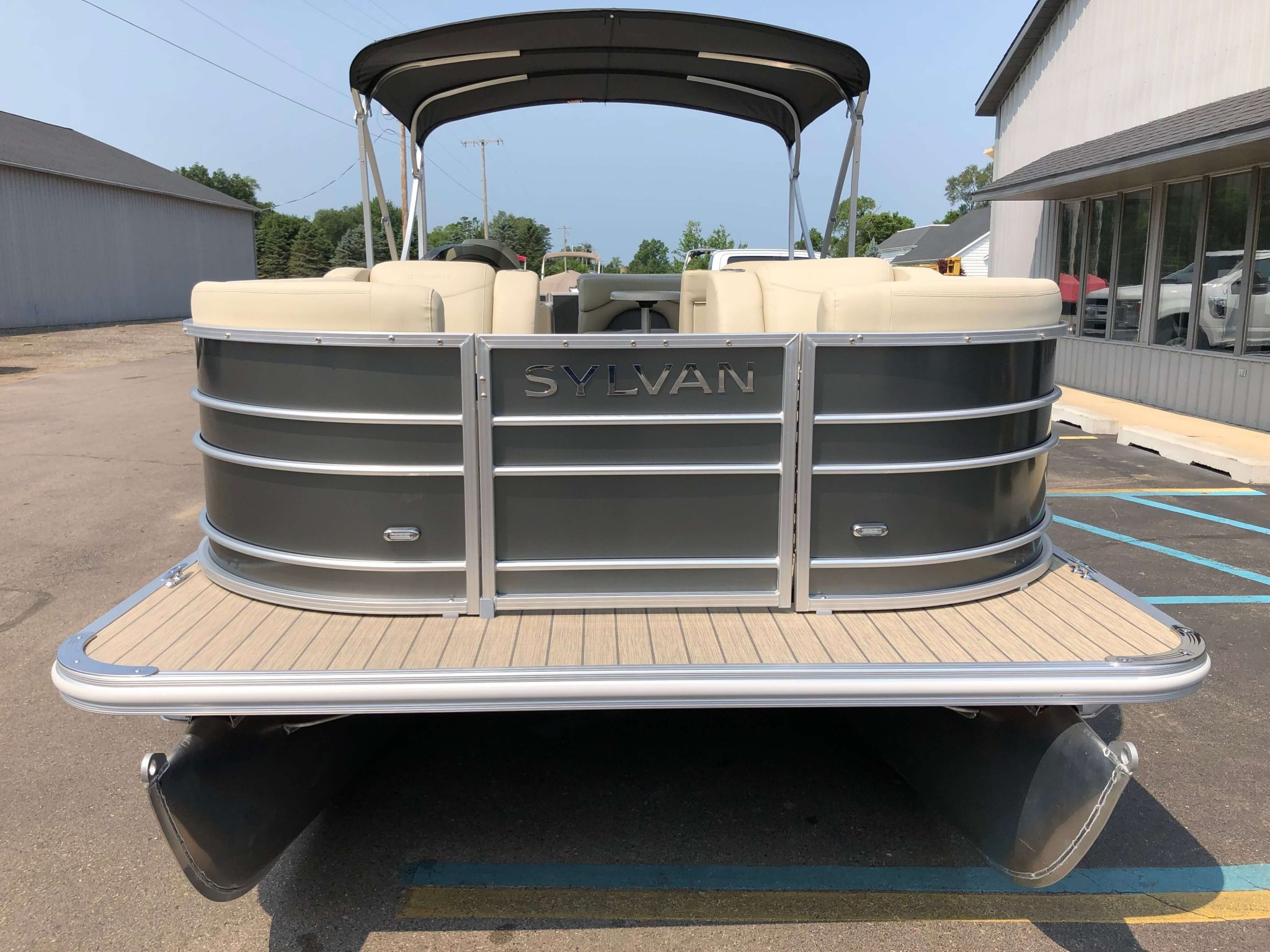 2019 Sylvan 8522 Cruise Carbon Pontoon Boat 5