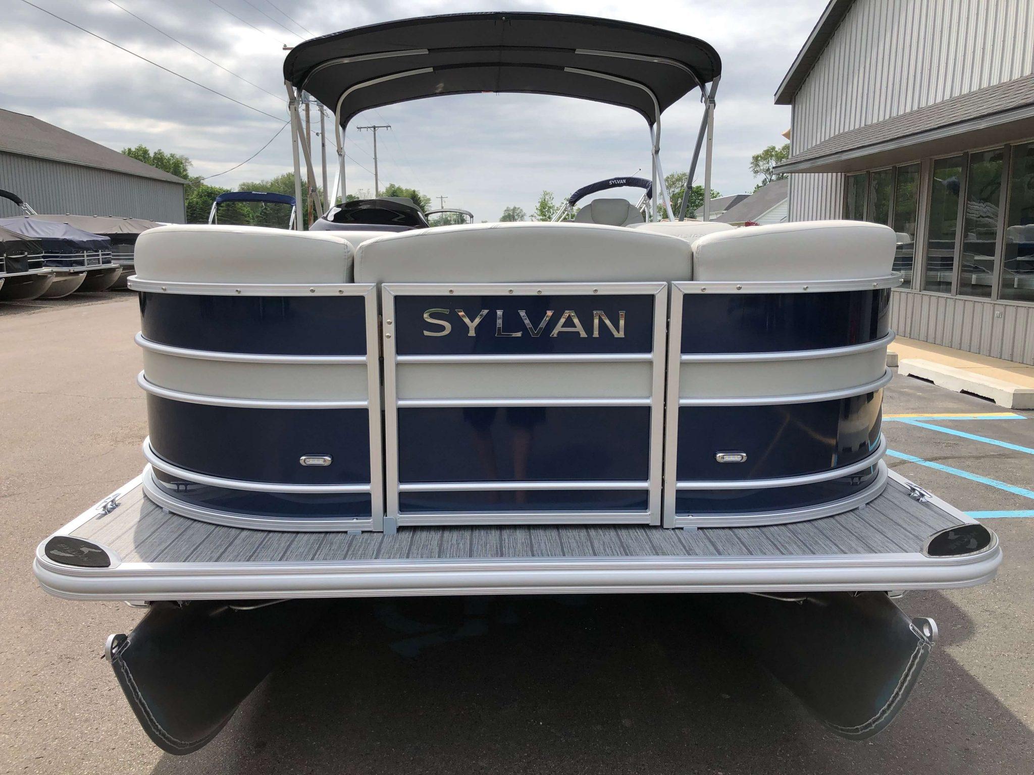 2019 Sylvan 8522 LZ LES Pontoon 2
