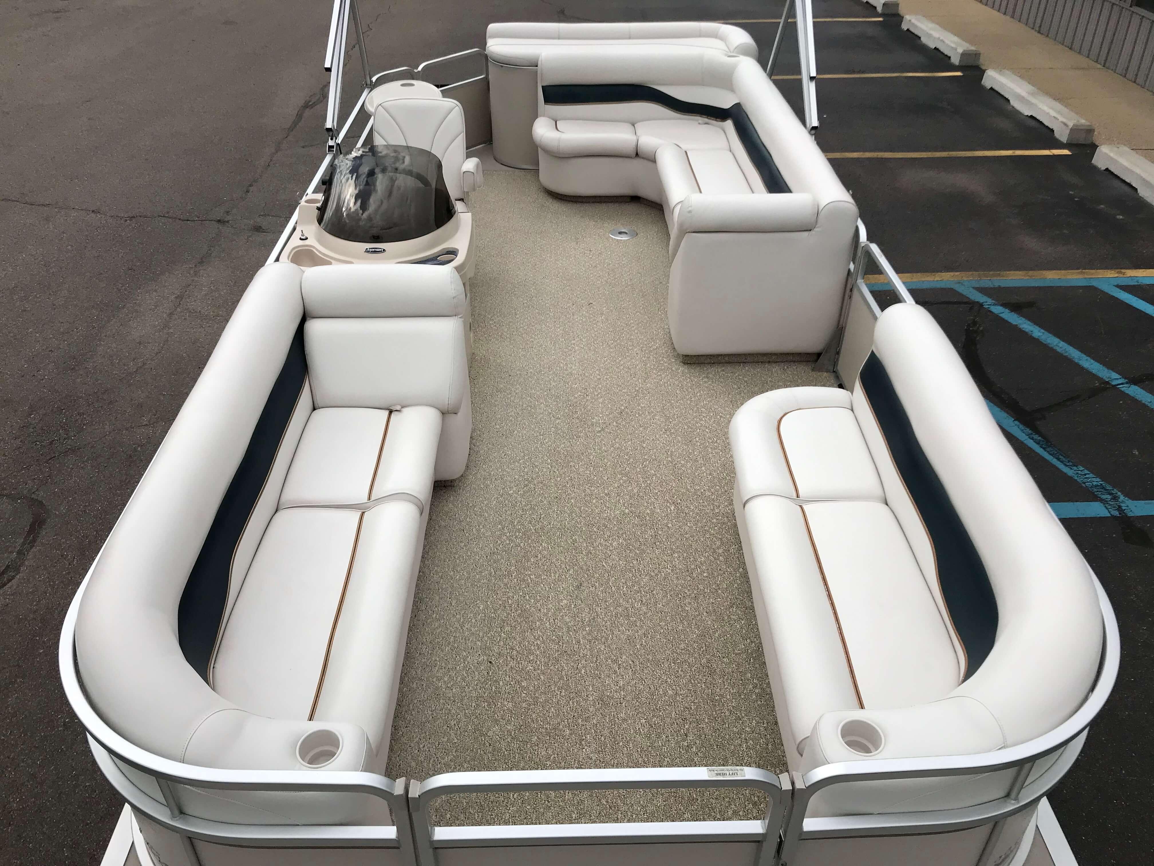 2005 Premier 225 Sunsation RE Pontoon Boat 18