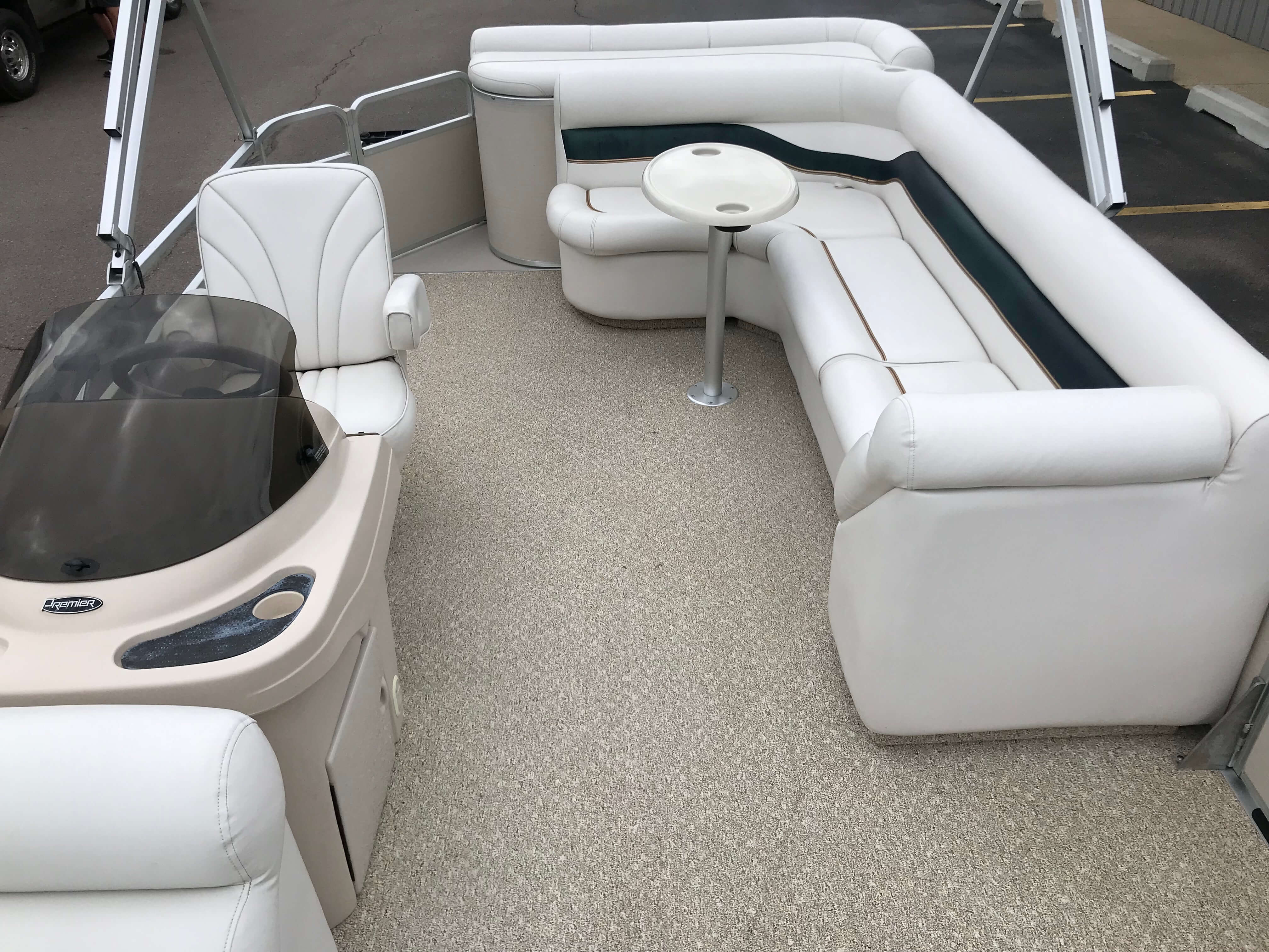 2005 Premier 225 Sunsation RE Pontoon Boat 3